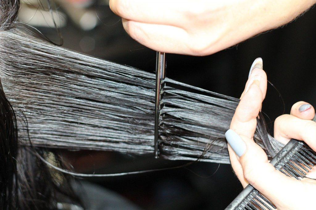 keratynowe prostowanie włosów cennik